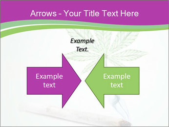 Marijuana PowerPoint Template - Slide 90