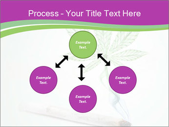 Marijuana PowerPoint Template - Slide 91