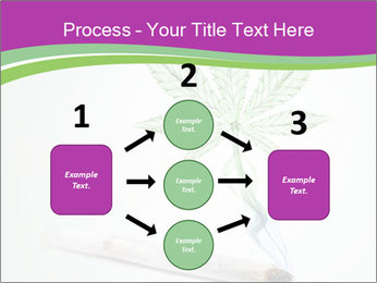 Marijuana PowerPoint Template - Slide 92