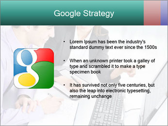 People working PowerPoint Templates - Slide 10