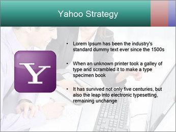 People working PowerPoint Templates - Slide 11