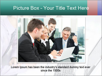 People working PowerPoint Templates - Slide 15