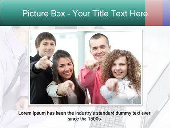 People working PowerPoint Templates - Slide 16