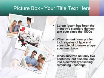 People working PowerPoint Templates - Slide 17