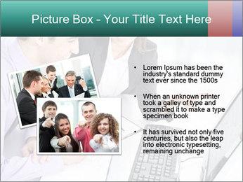 People working PowerPoint Templates - Slide 20