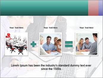 People working PowerPoint Templates - Slide 22