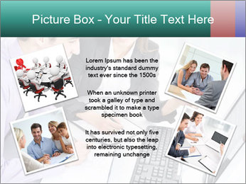People working PowerPoint Templates - Slide 24