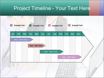 People working PowerPoint Templates - Slide 25
