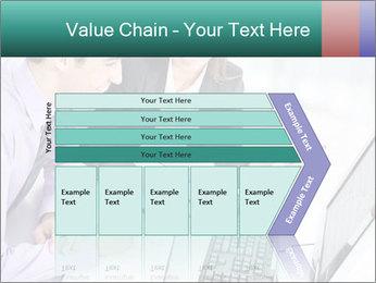 People working PowerPoint Templates - Slide 27