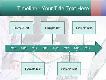 People working PowerPoint Templates - Slide 28