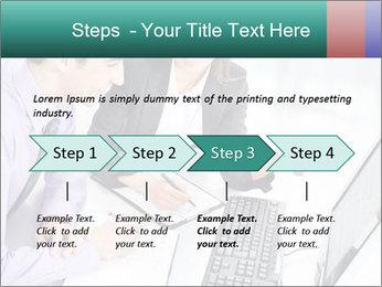 People working PowerPoint Templates - Slide 4