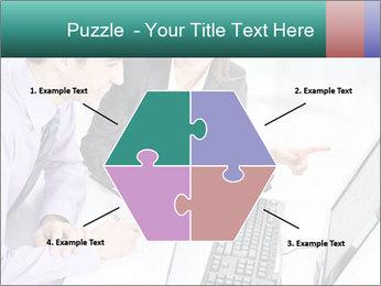 People working PowerPoint Templates - Slide 40