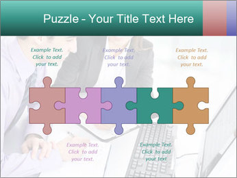 People working PowerPoint Templates - Slide 41