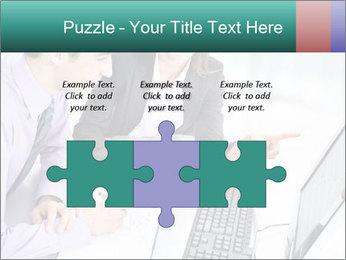 People working PowerPoint Templates - Slide 42