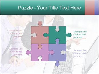 People working PowerPoint Templates - Slide 43