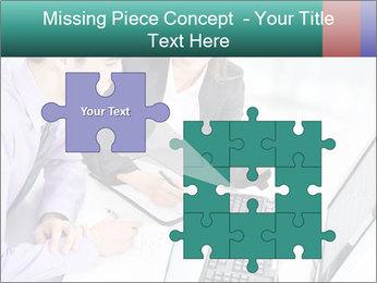 People working PowerPoint Templates - Slide 45