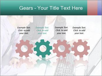 People working PowerPoint Templates - Slide 48