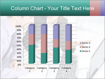 People working PowerPoint Templates - Slide 50