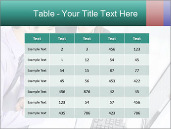 People working PowerPoint Templates - Slide 55