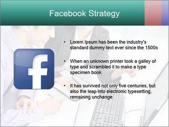 People working PowerPoint Templates - Slide 6