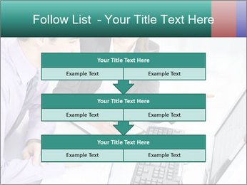 People working PowerPoint Templates - Slide 60