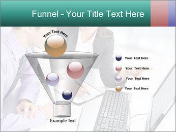 People working PowerPoint Templates - Slide 63