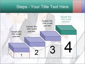 People working PowerPoint Templates - Slide 64