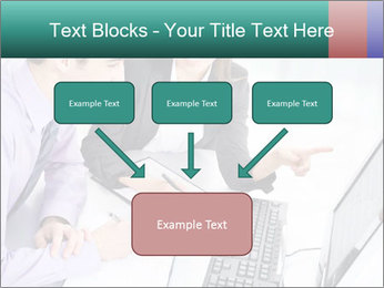 People working PowerPoint Templates - Slide 70