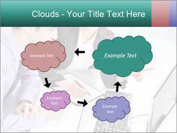 People working PowerPoint Templates - Slide 72