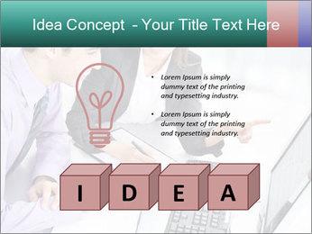 People working PowerPoint Templates - Slide 80