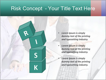 People working PowerPoint Templates - Slide 81