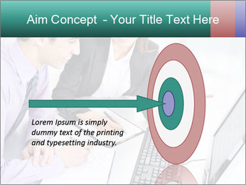 People working PowerPoint Templates - Slide 83