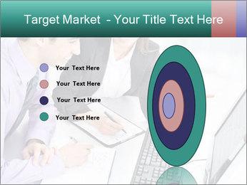 People working PowerPoint Templates - Slide 84