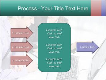People working PowerPoint Templates - Slide 85