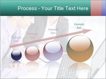 People working PowerPoint Templates - Slide 87