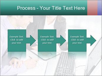 People working PowerPoint Templates - Slide 88