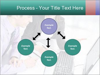 People working PowerPoint Templates - Slide 91