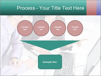 People working PowerPoint Templates - Slide 93
