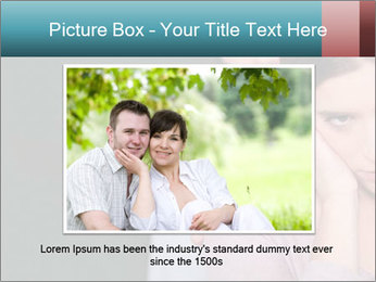 Young couple PowerPoint Template - Slide 15
