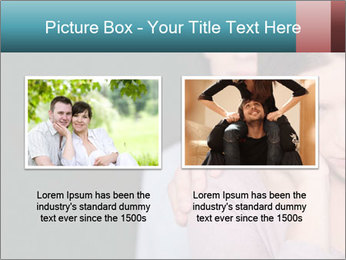 Young couple PowerPoint Template - Slide 18