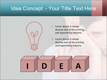Young couple PowerPoint Template - Slide 80