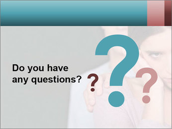 Young couple PowerPoint Template - Slide 96
