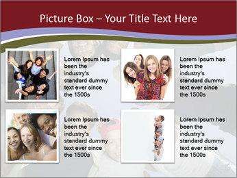 Friends PowerPoint Template - Slide 14