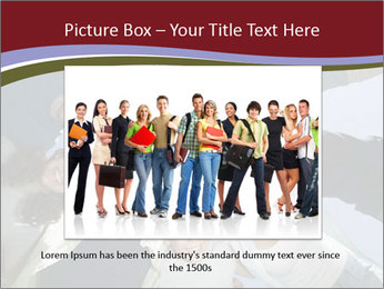 Friends PowerPoint Template - Slide 16