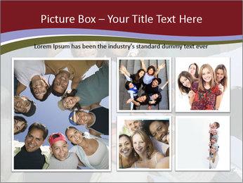 Friends PowerPoint Template - Slide 19