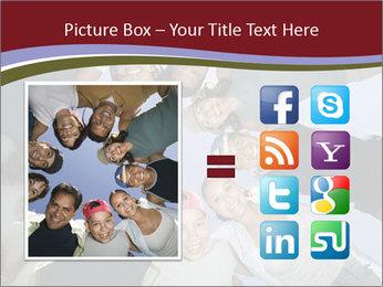 Friends PowerPoint Template - Slide 21