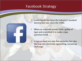 Friends PowerPoint Template - Slide 6