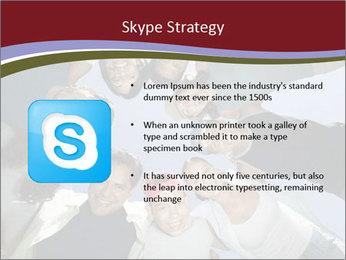 Friends PowerPoint Template - Slide 8