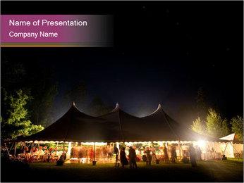 Beautiful wedding PowerPoint Template - Slide 1