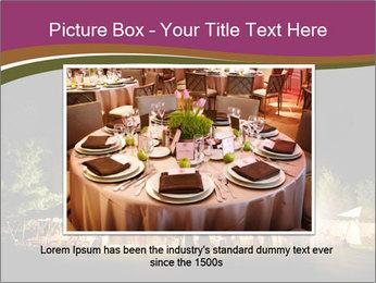 Beautiful wedding PowerPoint Template - Slide 15